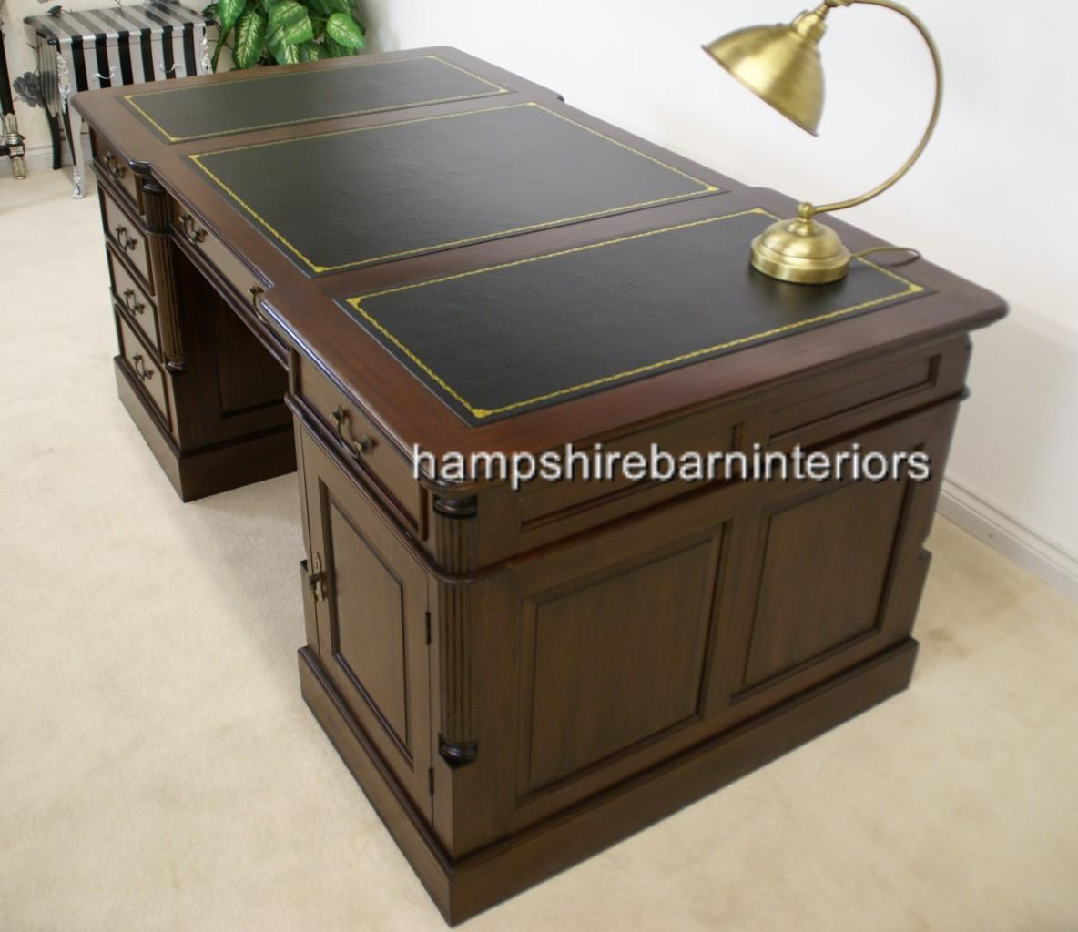 partners desk reproduction