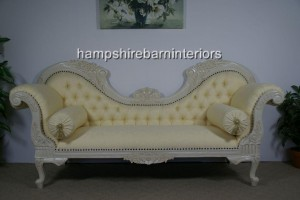 Double Ended Antique White