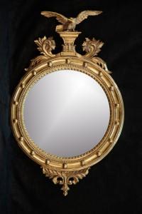 Large Eagle Mirror