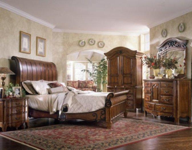 Bed Set 8 Hampshire Barn Interiors