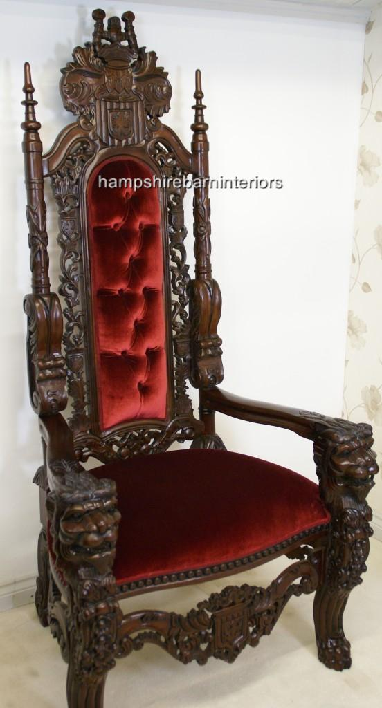 Red And Black Dining Room Chairs