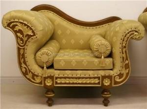 Regency Vivaah Three Piece Wedding Suite Shown In Gold Fabric Hampshire Barn Interiors