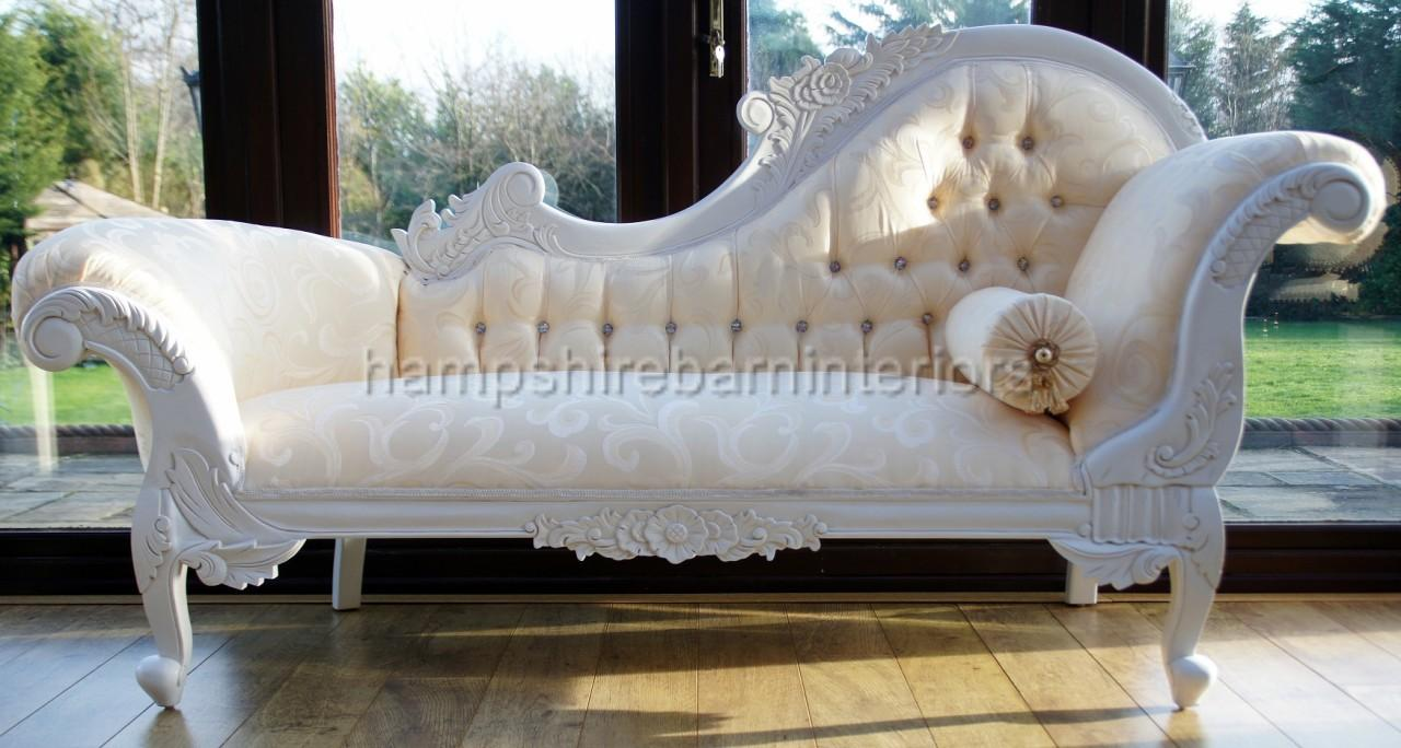 Chaise Longue Collection Hampshire Barn Interiors Part 7