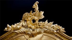 GOLD LEAF ORNATE DISPALY CABINET23