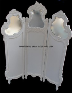 chateau french white screen