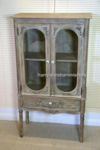 Glazed Glass Cabinet