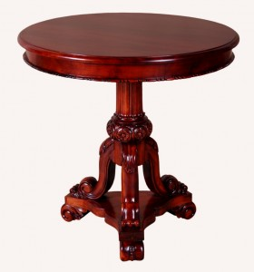 Tudor Lamp Table