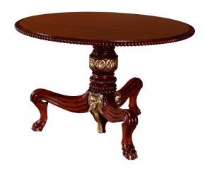 Anglo Indian Hall Table