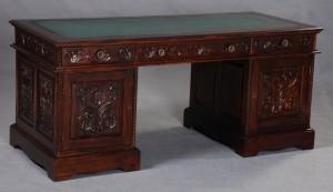The Tudor Rose Desk