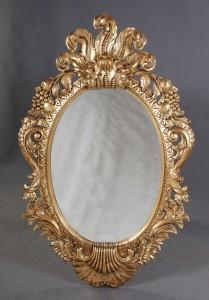 Oval Prince Mirror