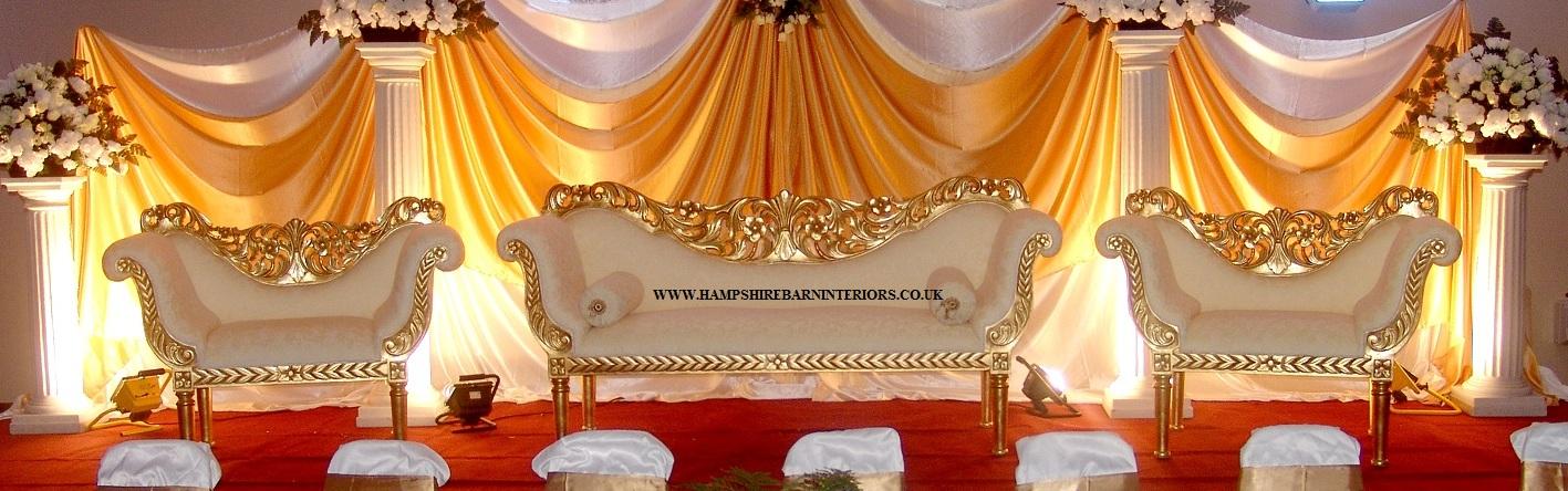 Asian Wedding Sofas
