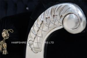 love seat sofa chaise silver leaf black velvet1.jpg1.jpg2.jpg3.jpg4