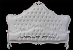 A KNIGHTSBRIDGE BED SUPER KING ANTIQUE WHITE IN FAUX LEATHER.jpg1.jpg2.jpg8