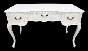 chateau desk dressing table