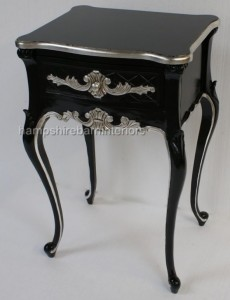 lamp table bedside cabinet
